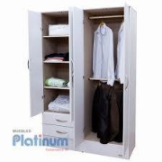 Placard Platinum Base 4P - Blanco-III